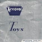 Catalog, Keystone 1933