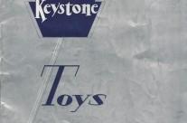 1933 Keystone Catalog