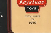 1950 Keystone Toys Catalog