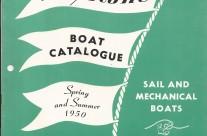 Keystone Boat Catalog 1950