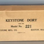 Keystone Dory #221 Box