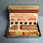 Keystone Wood Toys Snap Button Truck #230