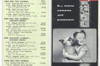 Keystone Camera Catalog 1956