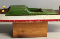 Keystone Speedboat Model #214