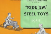 Keystone Steel Toys 1955 Catalog