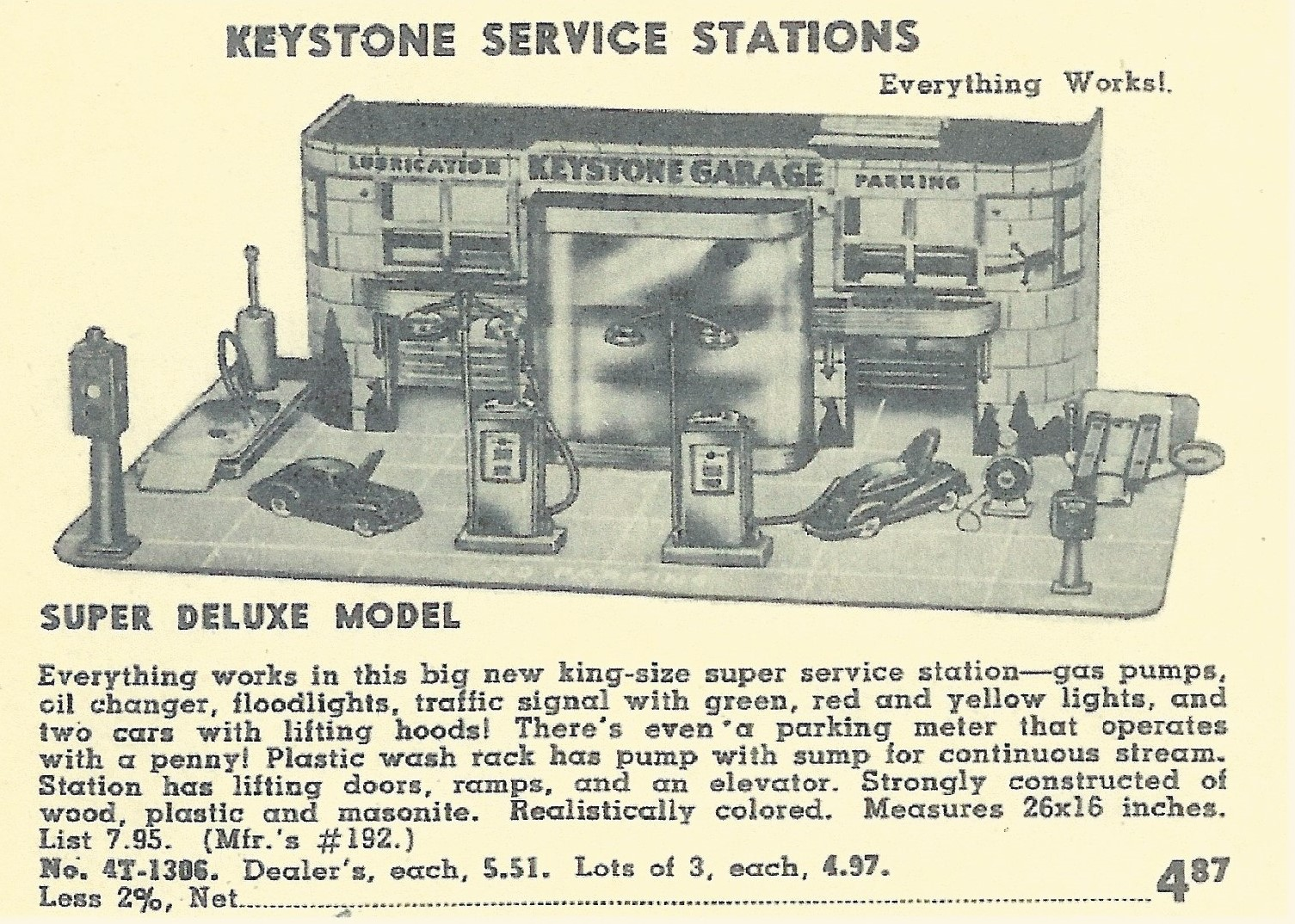List of Confirmed Keystone Model Numbers - Collecting Keystone