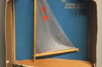 Keystone Wood Toys Sailboat #631