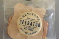 Keystone Operator Pin