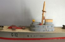 Keystone C-12 Aircraft Carrier Model #219