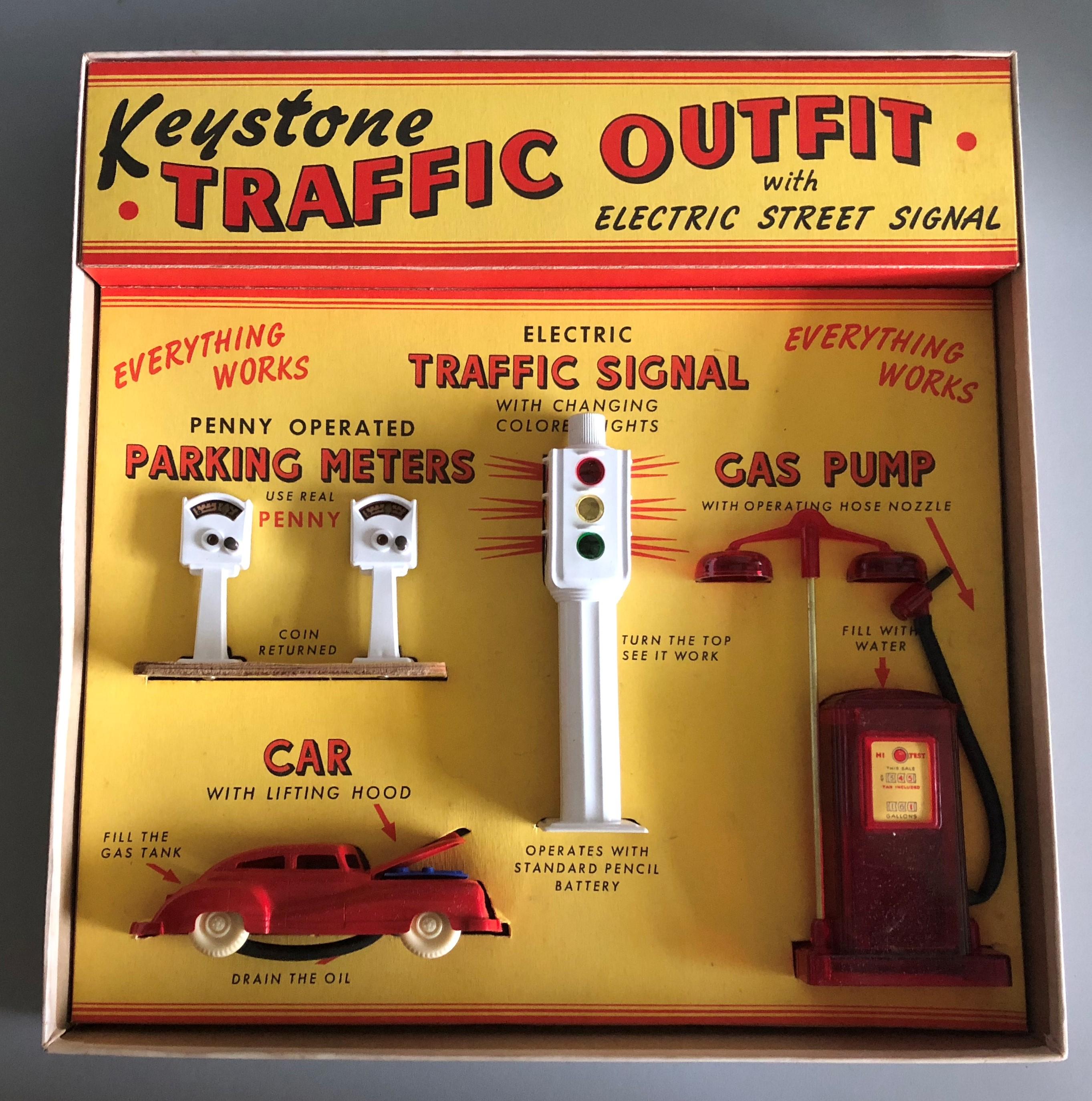 Keystone Traffic Outfit Model # 737