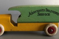 Strombecker Merchants Delivery Truck