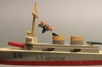 Keystone B-15 Battleship Late Version