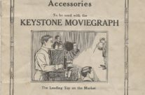 Keystone Moviegraph Catalogue 1920-24