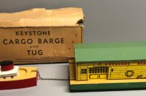 Keystone Cargo Barge and Tug NOS