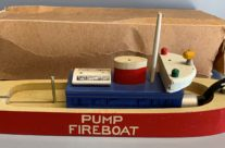 Keystone Pump Fireboat #643