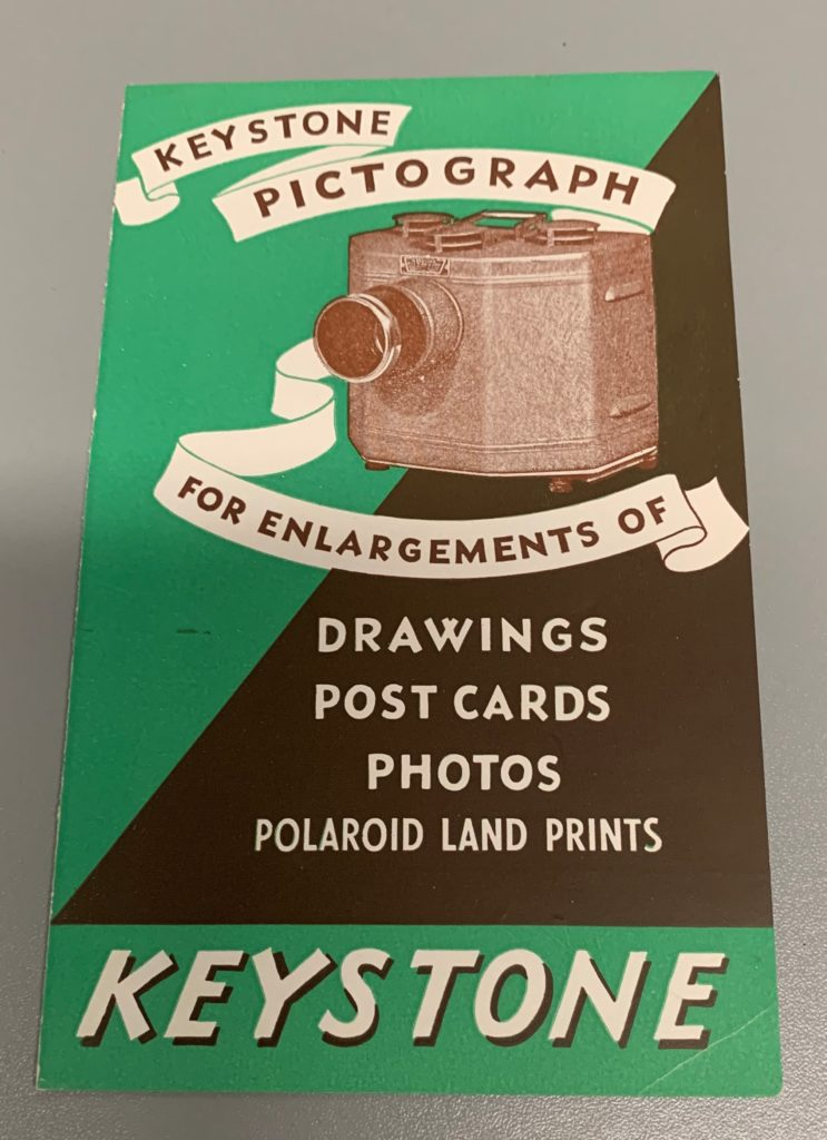 Keystone Pictograph