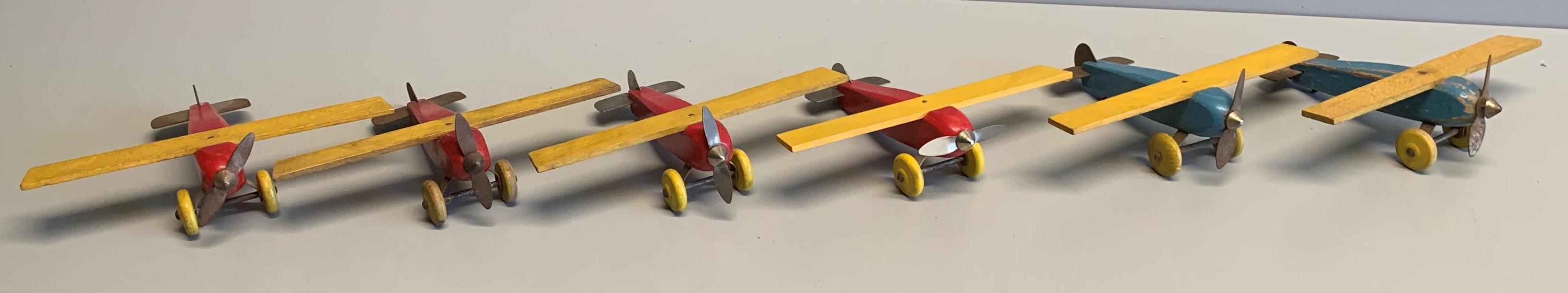 Strombecker Airplanes