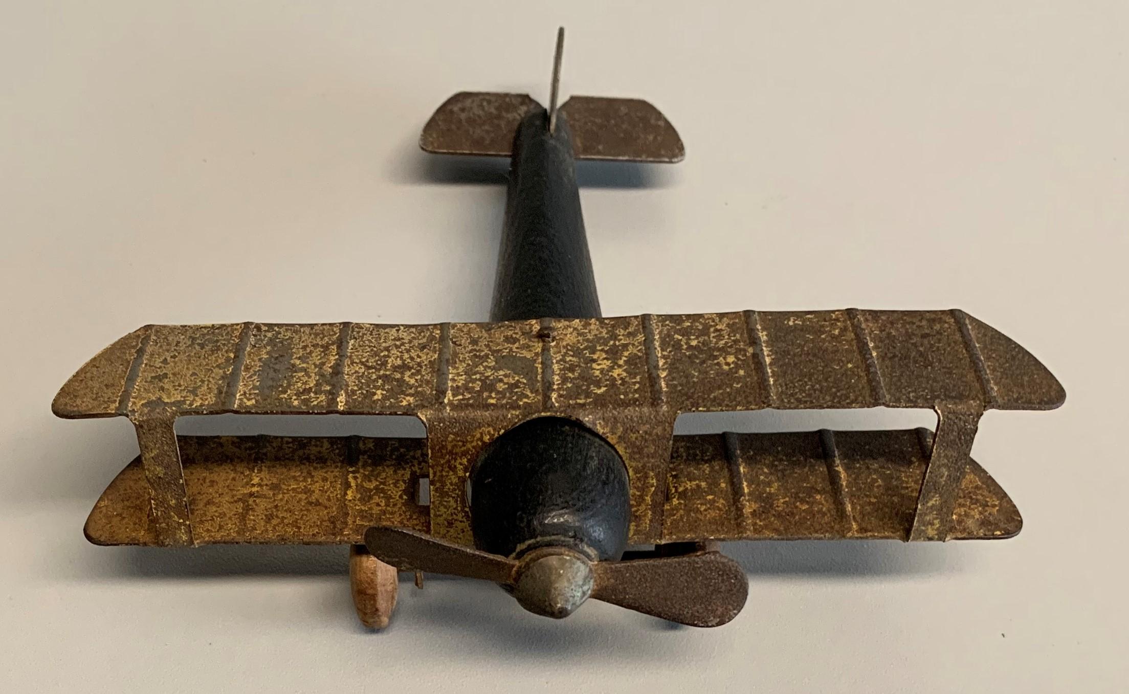 Strombecker Bi-plane
