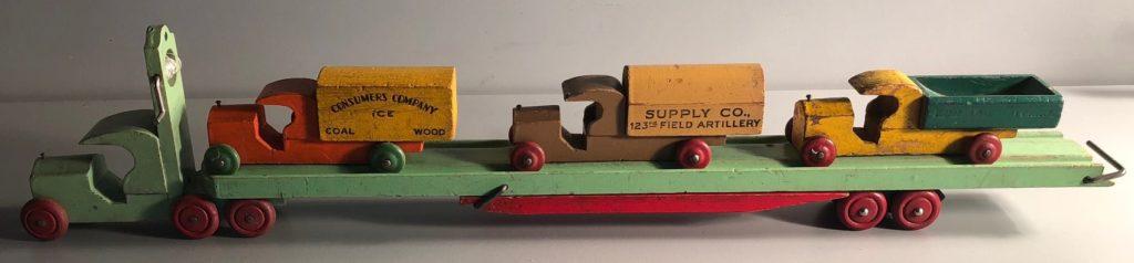 Strombecker Car Carrier