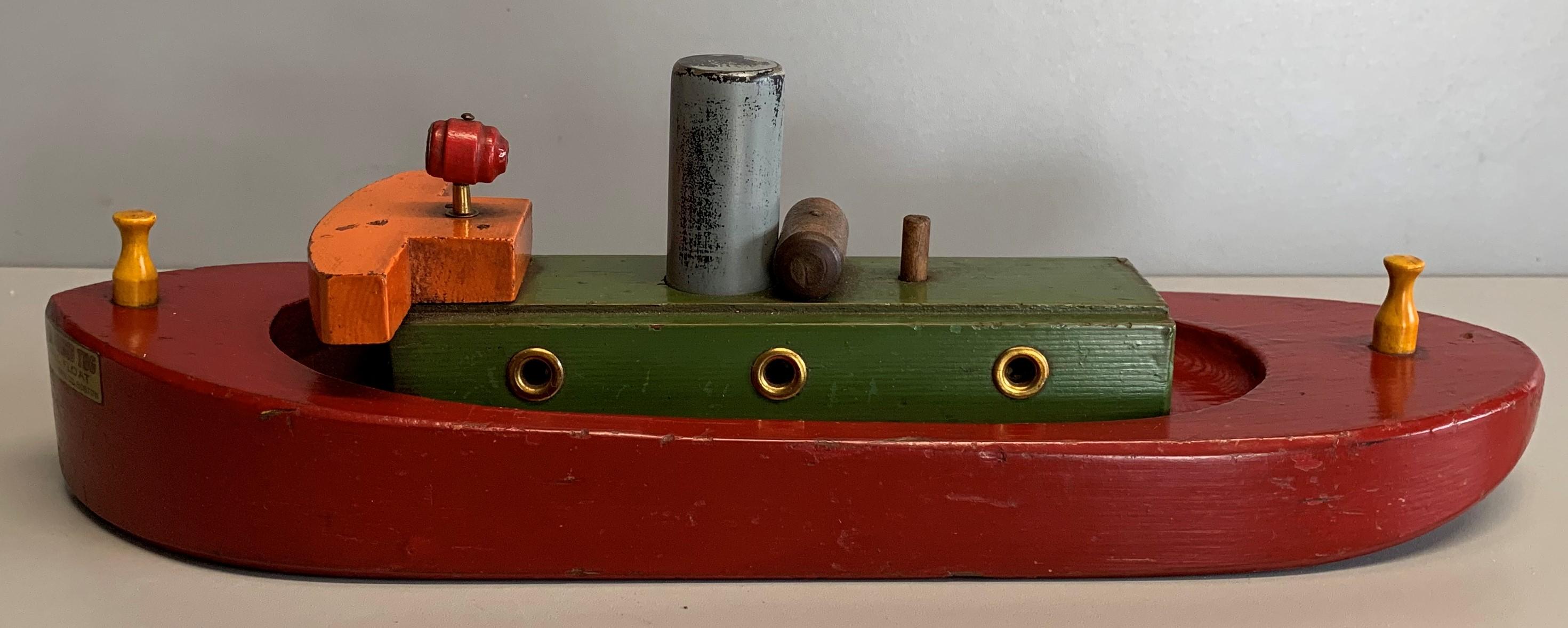 Jacrim Tom Thumb Tug Boat