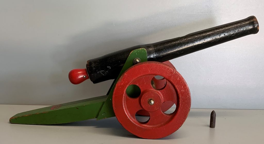 Jacrim Tom Thumb Cannon