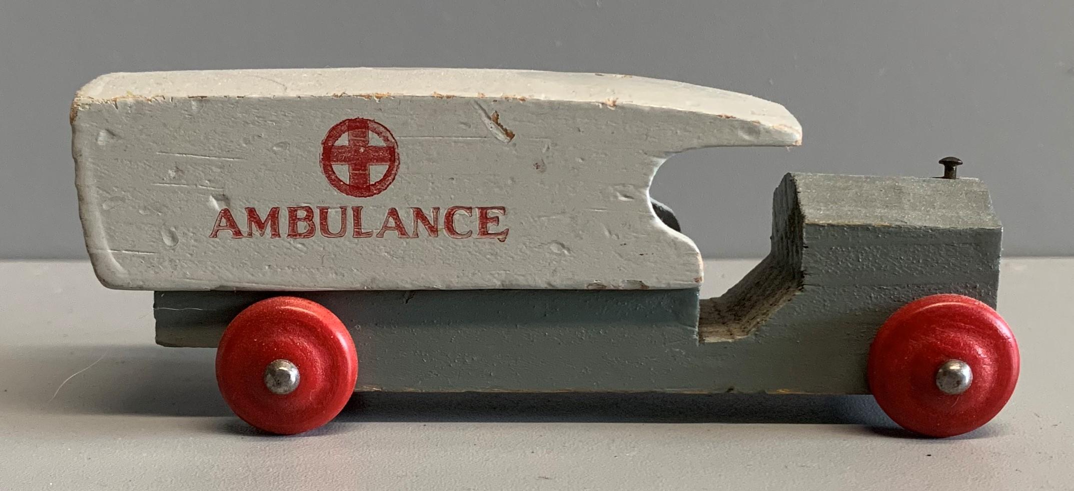 Strombecker Ambulance