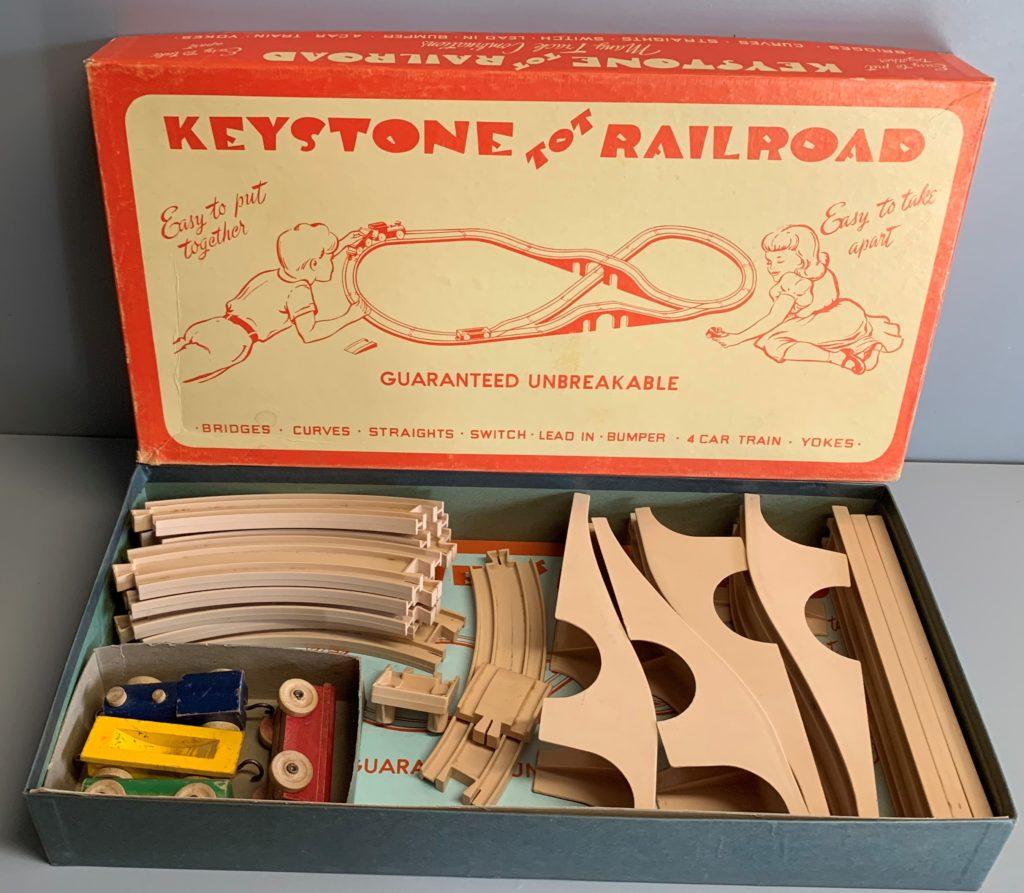Tot Railroad Set #415
