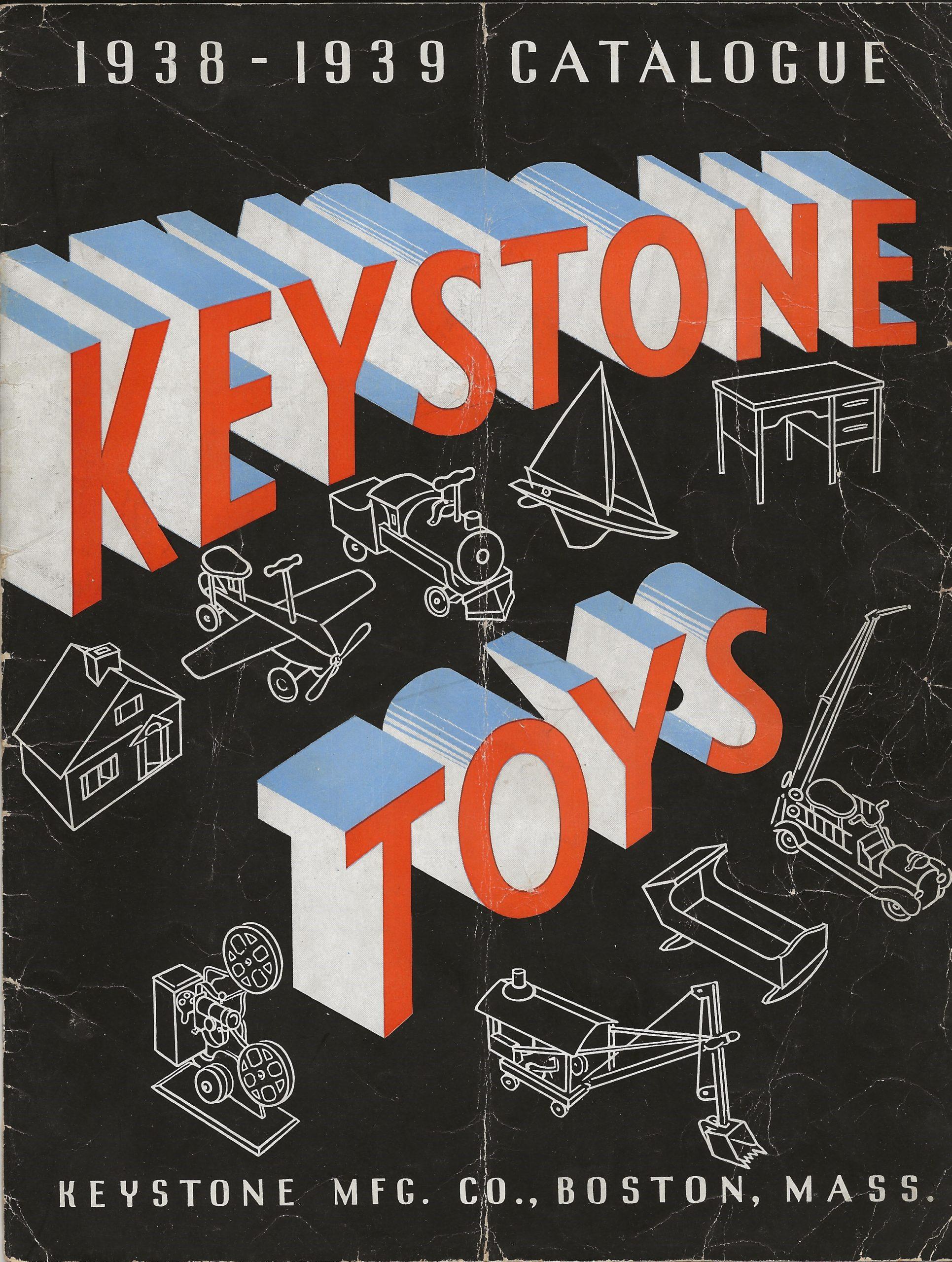 Keystone Catalog 1938-1939