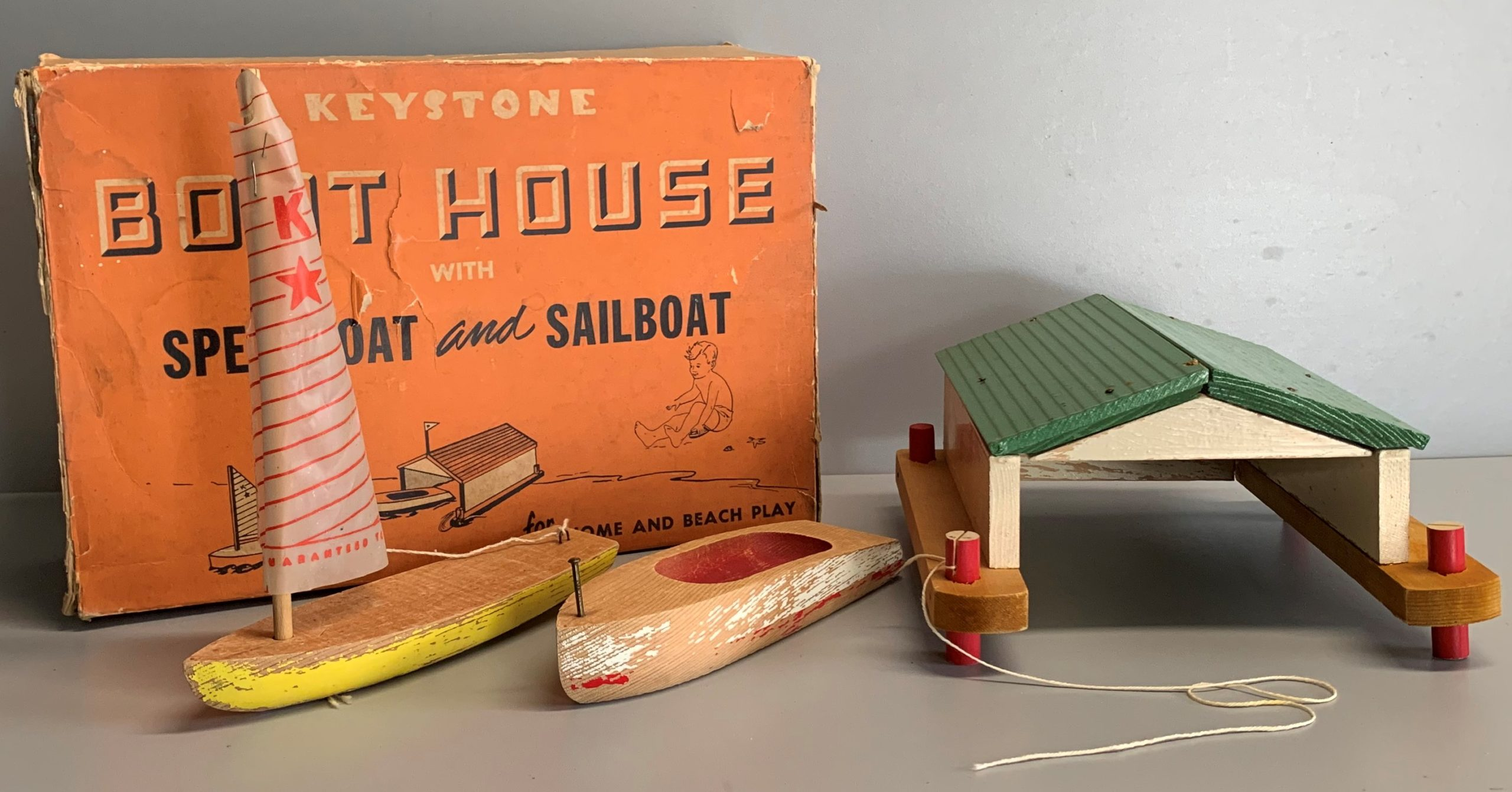 Keystone Wood Toys #648