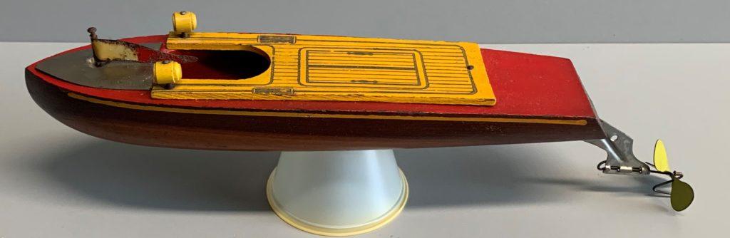 Keystone Rubber Band Speedboat