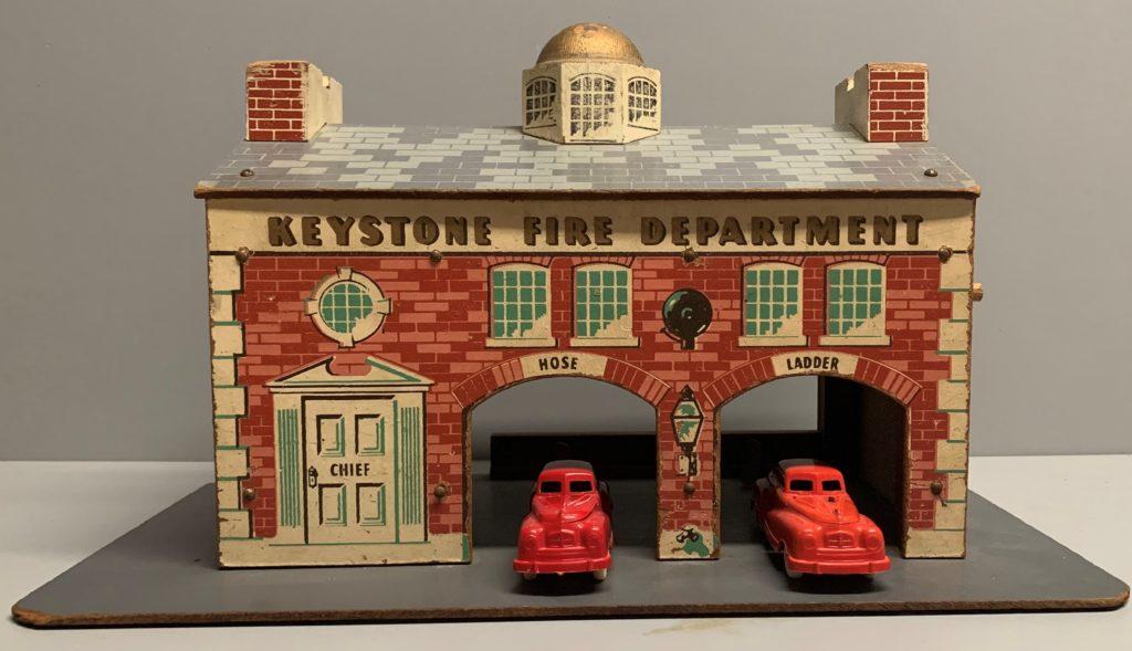 Keystone 2 Bay Fire Station