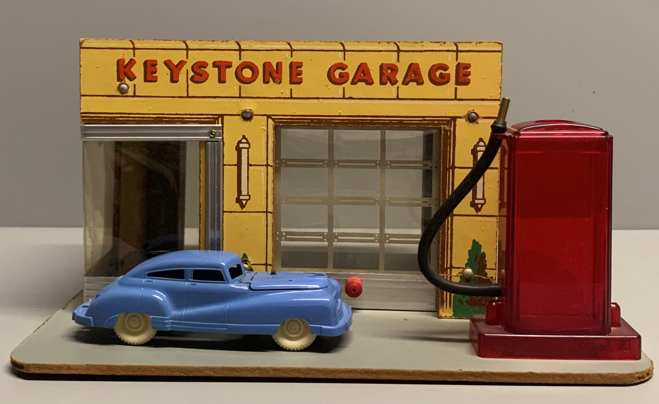 Keystone Small Garage