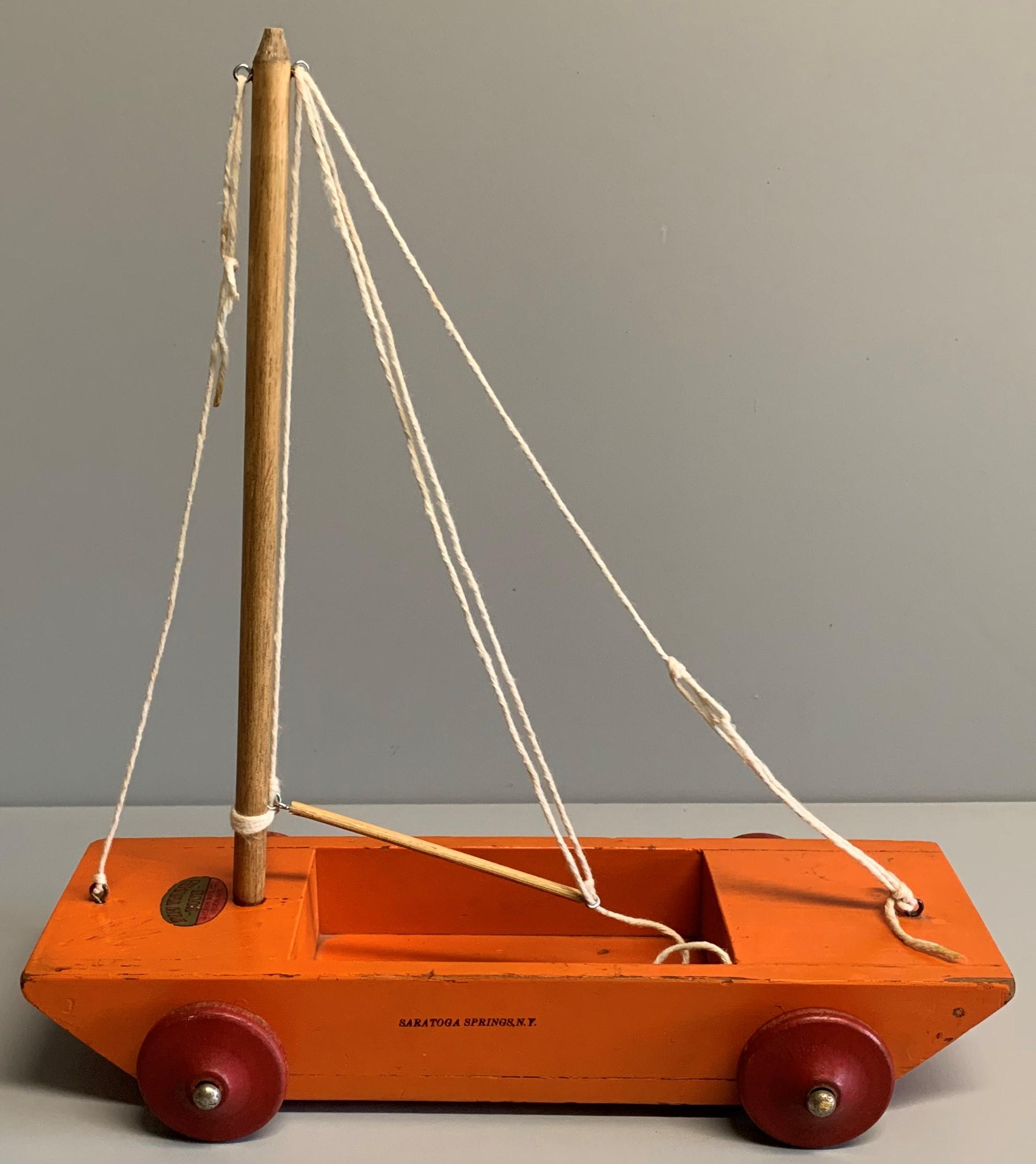 Jacrim Floor Boat