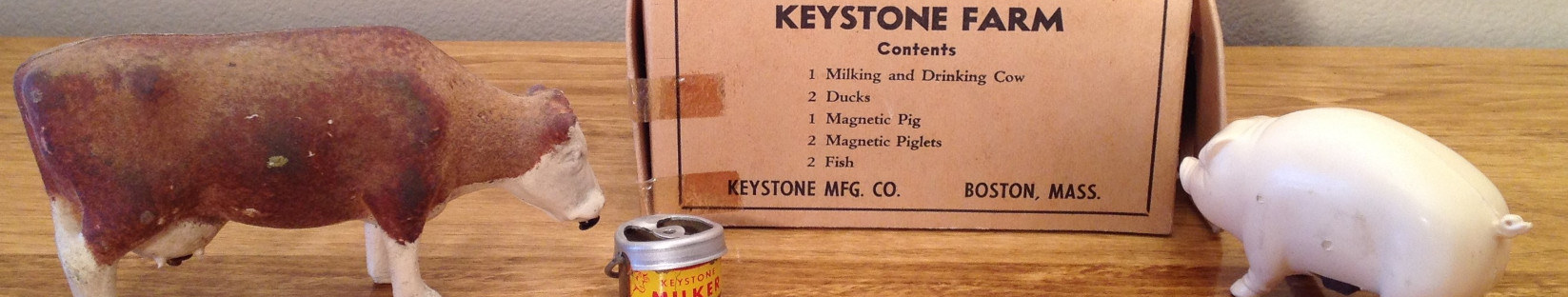Collecting Keystone