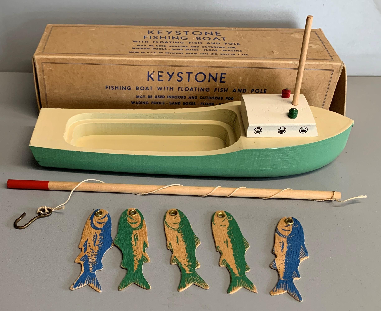 Keystone Fishing Boat #351