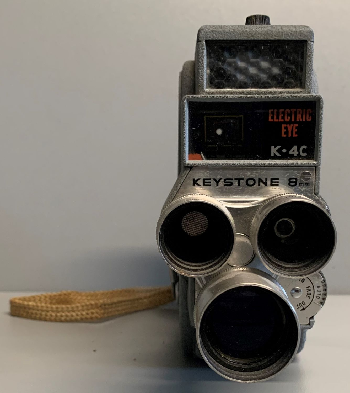 Keystone K-4C Camera