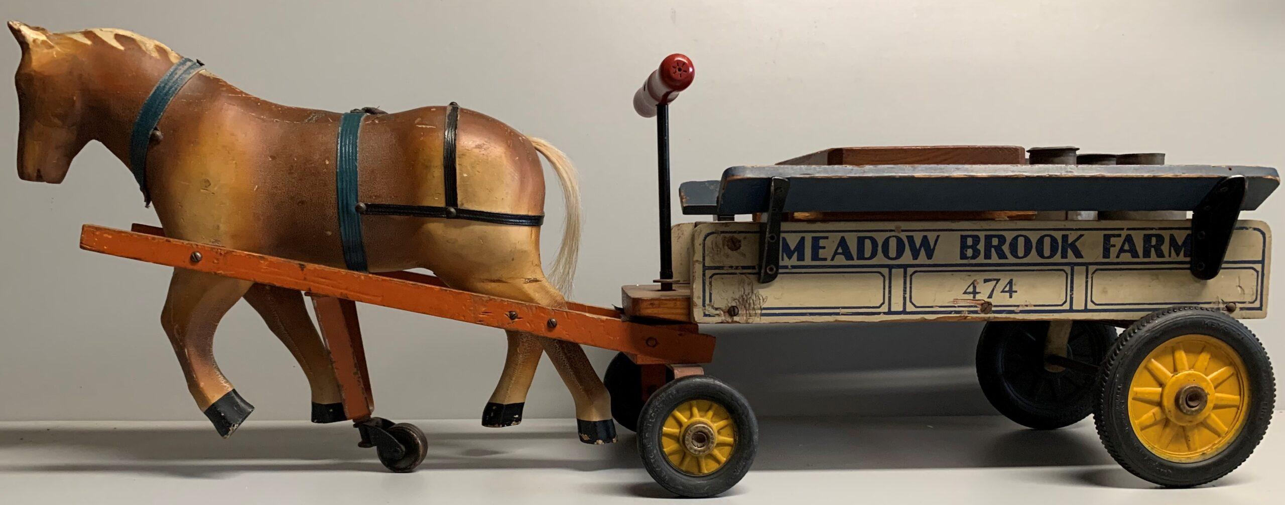Jacrim Ride 'Em Wagon
