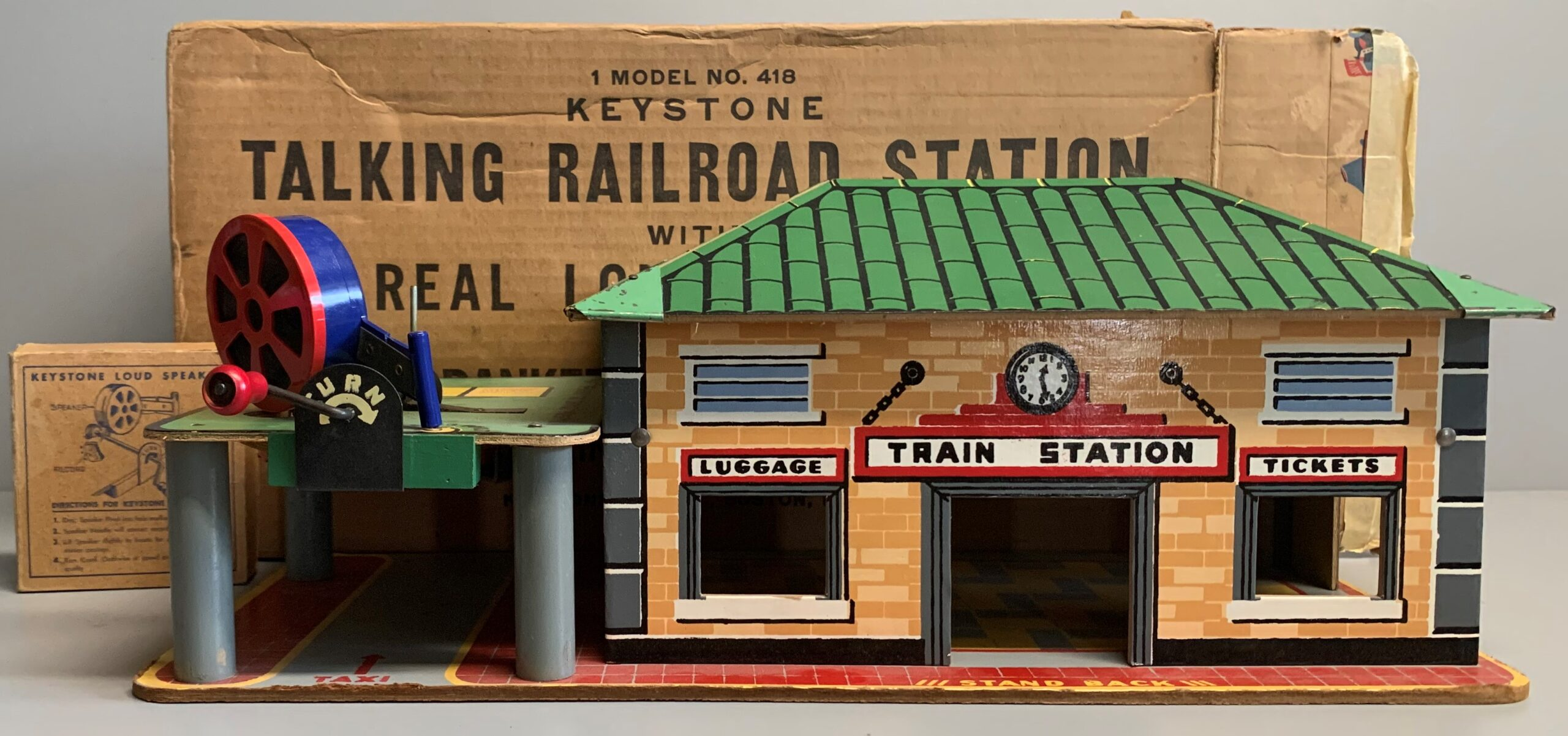 Train Station # 418